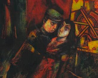 版画艺术的创作思想与时代性