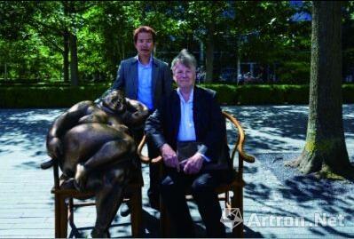 英国著名艺评家Richard Heygate:中国的当代艺术作品是世界顶尖的