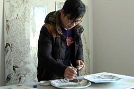 """""""象外之象,景外之景""""吴景存的陶瓷花鸟艺术"""