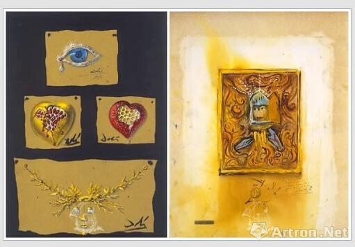 达利的奇幻艺术珠宝:设计如何疯狂跨界