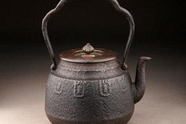 栗强06集:日本铁壶的釜师体系与堂号体系