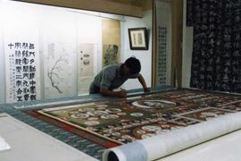陆宗润:挂轴装裱东传日本的发展过程(中)
