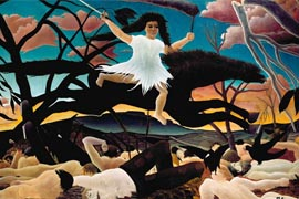 张敢60集:幻想艺术先驱和形而上画派
