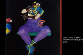 张敢90集:美国波普艺术、前或原始波普艺术