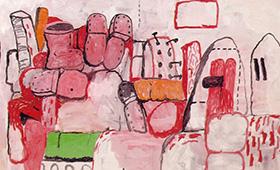 张敢97集: 照相写实主义、图案与装饰及新意象派