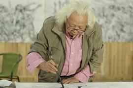 【大家说画】第1期:听吴山明讲述《山水情》背后的故事与遗憾