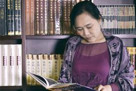 【艺视中国】从躲避生活的尔虞我诈到对生活的从容,她依旧是那繁星四月天 曾迎春