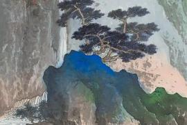 马晓燕:馆藏品鉴谢稚柳和陈佩秋的作品