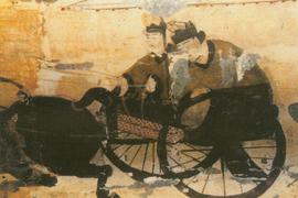 王江鹏:魏晋南北朝墓葬壁画的风格演变与中外艺术融合