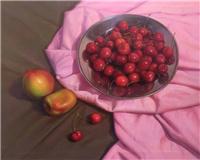 《樱桃与桃》