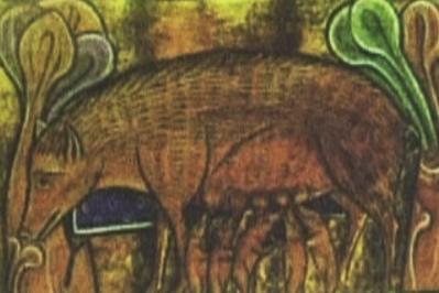 包慧怡:双重罪——抄本764中的猪